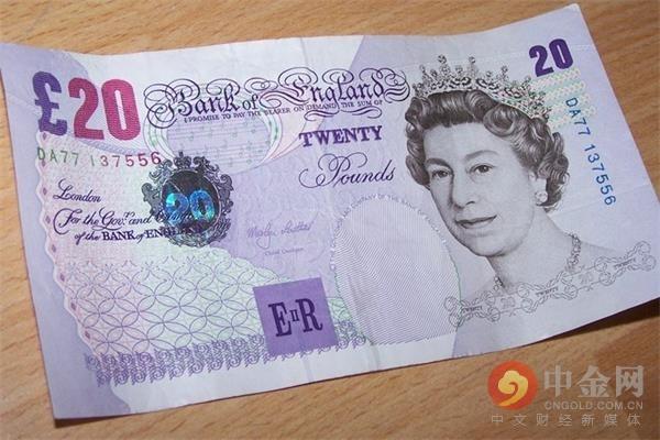 外汇-英镑