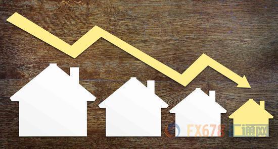 领峰-住房贷款数量大幅下降