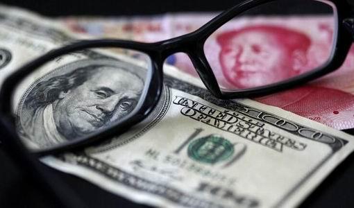 外汇-人民币/美元
