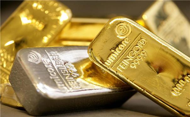 现货黄金投资