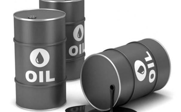 布伦特原油价格走势图
