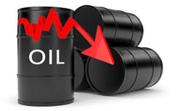 原油价格走势