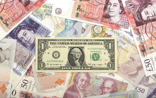外汇-美元/英镑