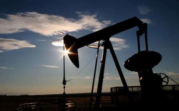 原油价走势图