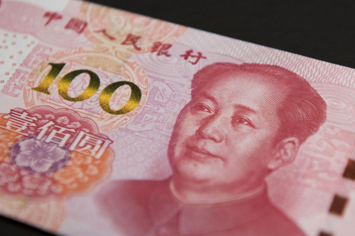 领峰-中国央行外汇储备回升