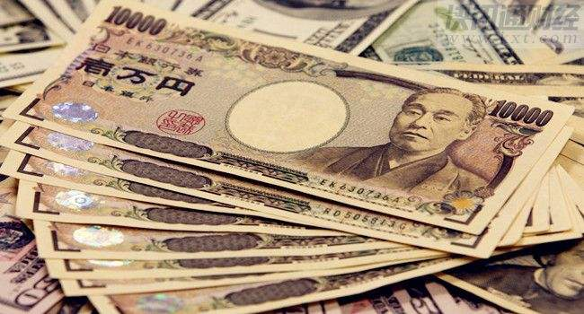 领峰外汇-日元升值