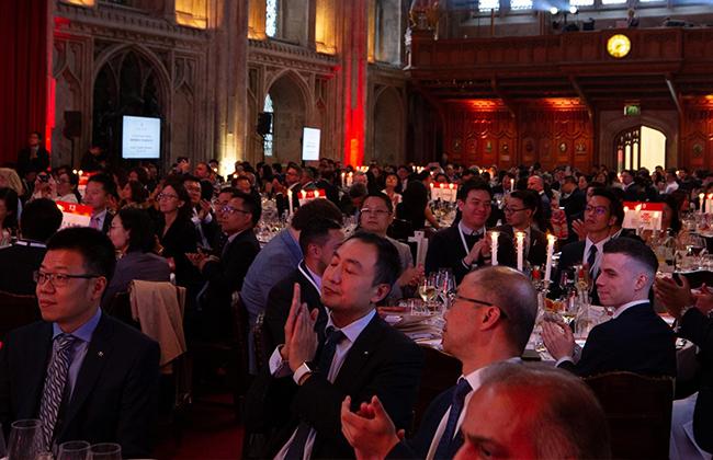 各界精英汇聚英国中国商会2019全体会员大会
