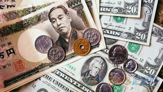 外汇-日元/美元