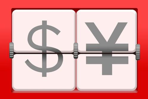 外汇-美元/人民币