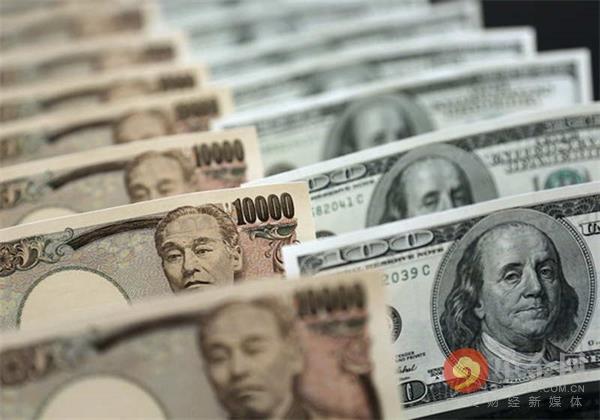 外汇-美元/日元
