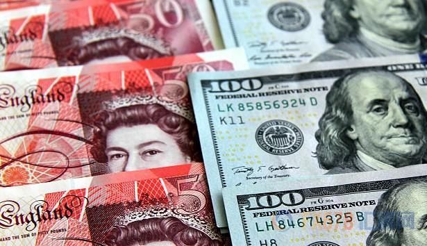 外汇-英镑/美元